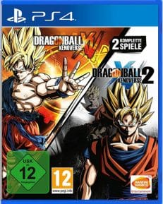 DBZ Xenoverse 1 + 2  PS-4 Dragon Ball Z