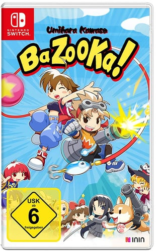Umihara Kawase BaZooKa!  Switch