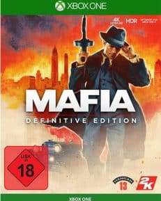 Mafia Definitive Edition  XB-One