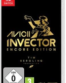 AVICII Invector Encore Edition  SWITCH
