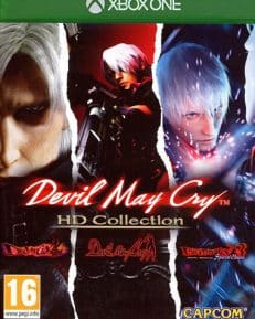 Devil May Cry HD Collection  XB-One  AT Remastered