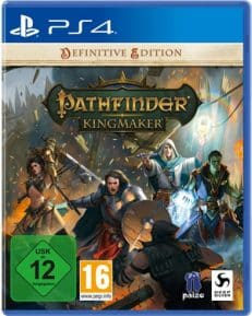 Pathfinder Kingmaker  PS-4 Definitive Edition