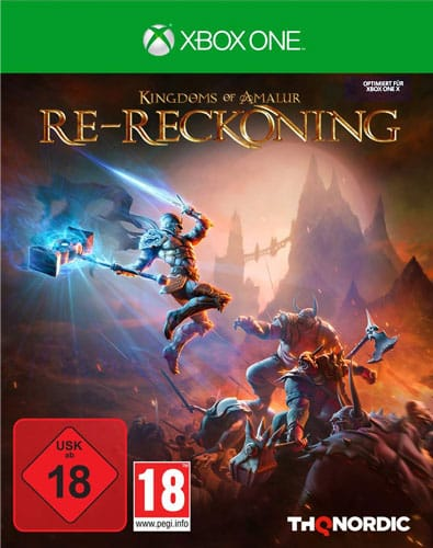 Kingdoms of Amalur Re-Reckoning  XB-One