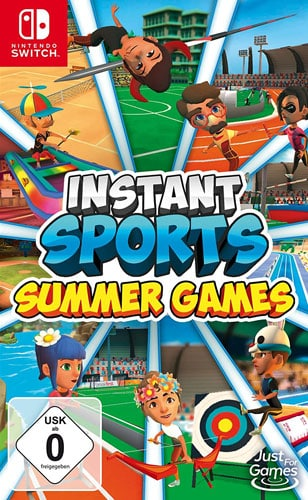 Instant Sports  SWITCH  Summer Games