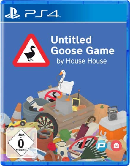 Untitled Goose Game  PS-4