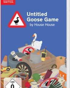 Untitled Goose Game  Switch
