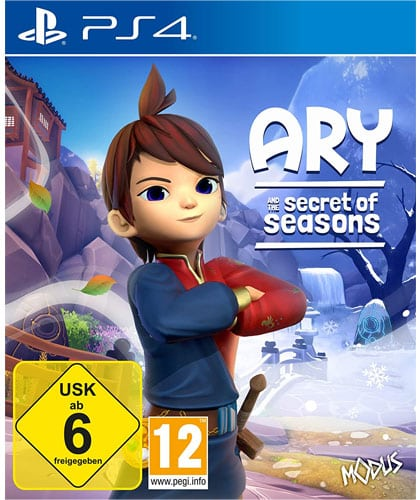 Ary and the Secret of Seasons  PS-4