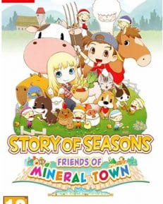 Story of Seasons  Switch  pegi Friends of Mineral Town