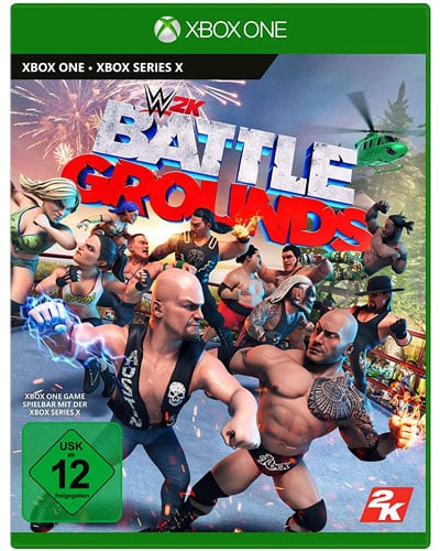 WWE 2K Battlegrounds  XB-One