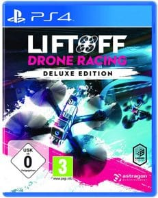 LiftOff: Drone Racing  PS-4  DELUXE