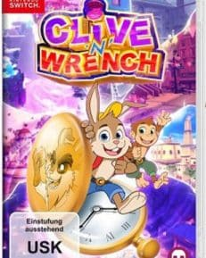 Clive n Wrench  SWITCH