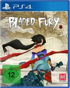 Bladed Fury  PS-4