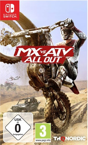 MX vs. ATV All Out  SWITCH