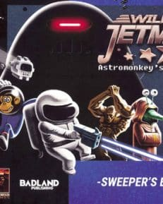 Willy Jetman  PS-4  Sweeper Edition  AT Astromonkeys Revenge