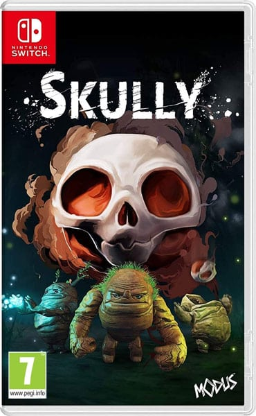 Skully  Switch  UK