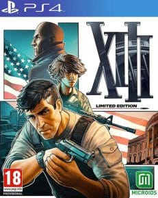XIII  PS-4  UK