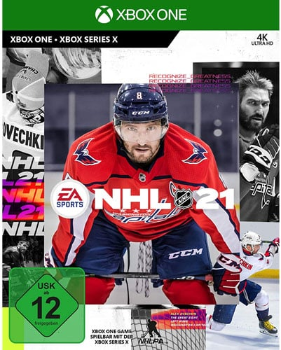 NHL  21  XB-ONE