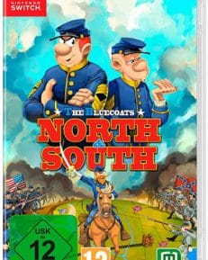 Bluecoasts: North and South  SWITCH