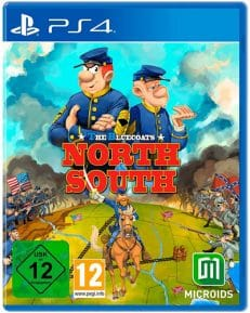 Bluecoasts: North and South  PS-4