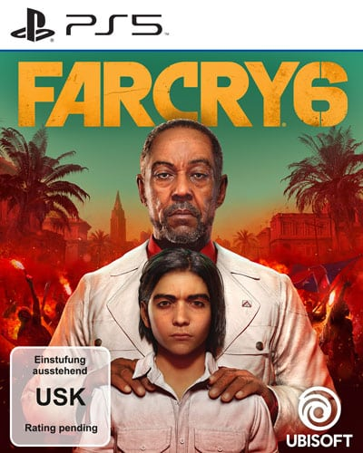 Far Cry 6  PS-5