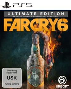 Far Cry 6  PS-5 Ultimate Edition