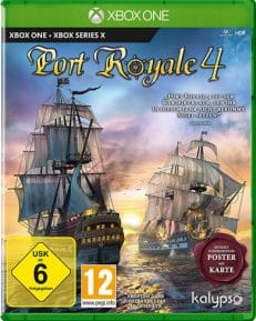 Port Royale 4  XB-ONE