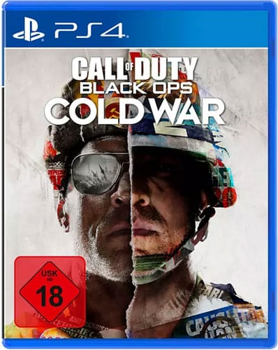 COD   Black Ops Cold War  PS-4 Call of Duty