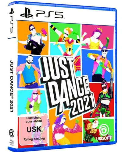 Just Dance 2021  PS-5