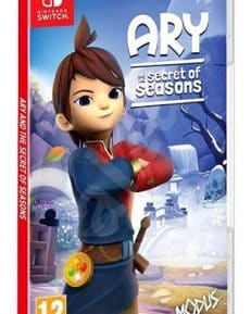 Ary and the Secret of Seasons  SWITCH UK