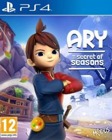 Ary and the Secret of Seasons  PS-4  UK