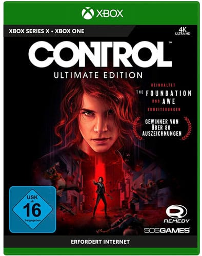 Control  XB-One  Ultimate Edition Smart Delivery