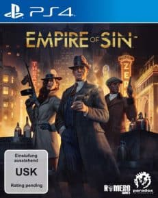 Empire of Sin  PS-4  D1
