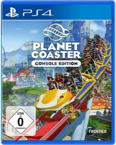 Planet Coaster  PS-4