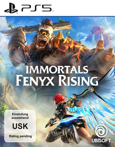 Immortal Fenyx Rising  PS-5