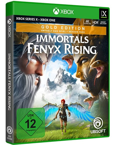 Immortal Fenyx Rising  XB-One  Gold Smart Delivery