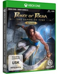 Prince of Persia  XB-One  Sands of Time Remake