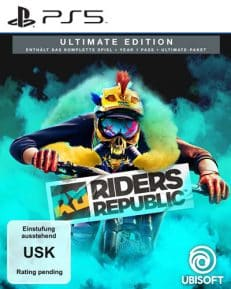 Riders Republic  PS-5  Ultimate