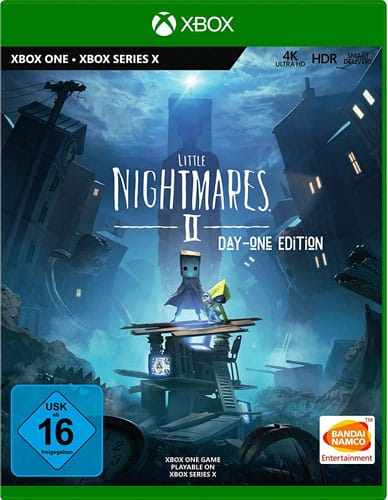 Little Nightmares II  XB-ONE D1