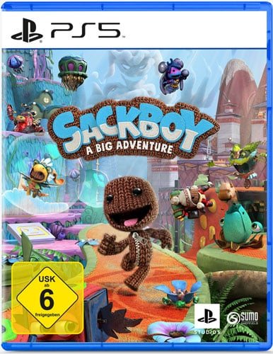 Sackboy A Big Adventure  PS-5