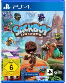 Sackboy A Big Adventure  PS-4