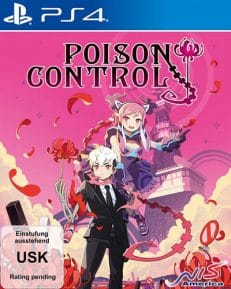Poison Control  PS-4