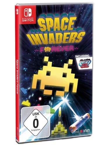 Space Invaders Forever  Switch