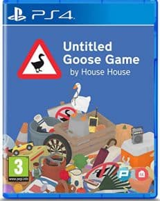 Untitled Goose Game  PS-4 UK