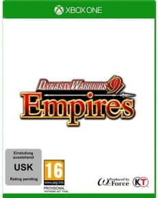 Dynasty Warriors 9 Empires  XB-ONE