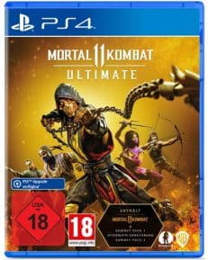 Mortal Kombat 11 Ultimate  PS-4